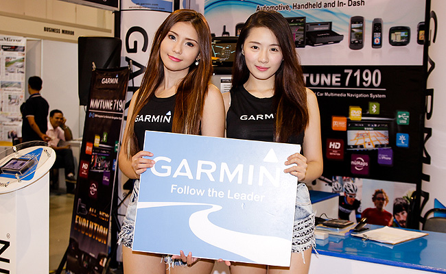 TopGear.com.ph Philippine Car News - The girls of the 2014 Trans Sport Show