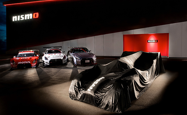 TopGear.com.ph Philippine Car News - Nissan to compete in Le Mans in 2015