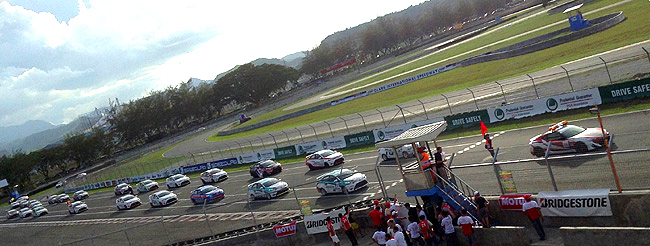 Vios Cup Race 1 report: The official results and wheel-to-wheel action