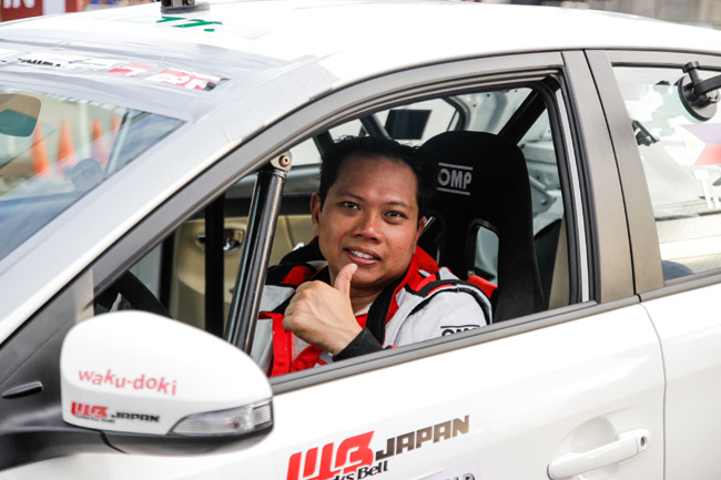 Vios Cup Race 1 report: The waku-doki mood at Clark International Speedway