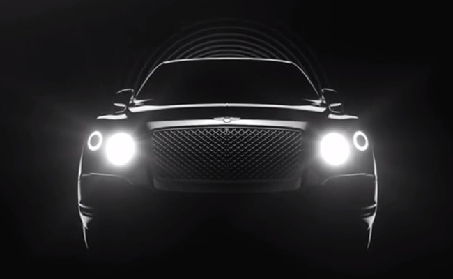 TopGear.com.ph Philippine Car News - Bentley continues to tease with its upcoming SUV