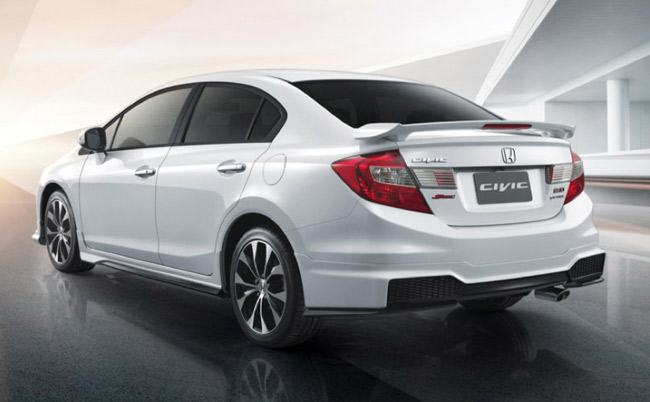 Honda Civic gets a refresh