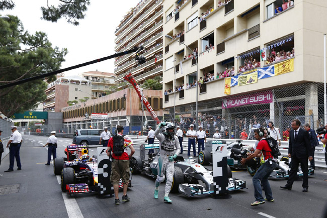 Not your usual Formula 1 race recap: 2014 Monaco Grand Prix