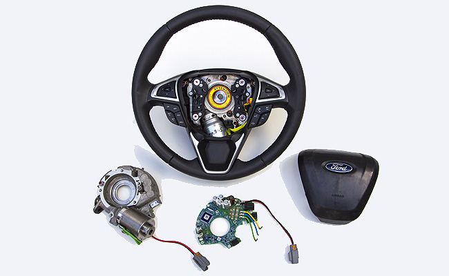TopGear.com.ph Philippine Car News - Ford developing adaptive steering technology