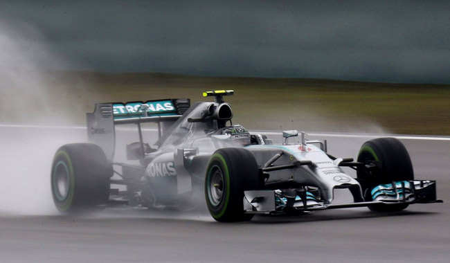 Formula 1 technology spotlight: Where the rubber meets the road
