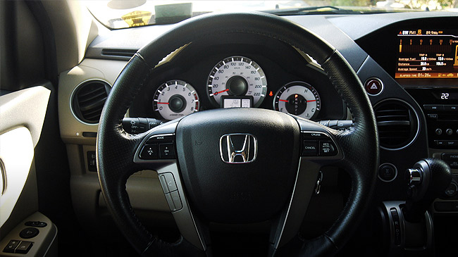 Honda Pilot 3.5 EXL AWD review in the Philippines