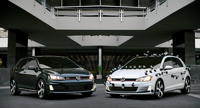 TopGear.com.ph Philippine Car News -Volkswagen, Tanner Foust create interactive video for Golf GTI launch
