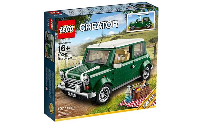TopGear.com.ph Philippine Car News - Lego to release Mini Cooper model in August