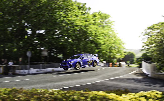 TopGear.com.ph Philippine Car News - All-new Subaru WRX STI beat old model's record-setting Isle of