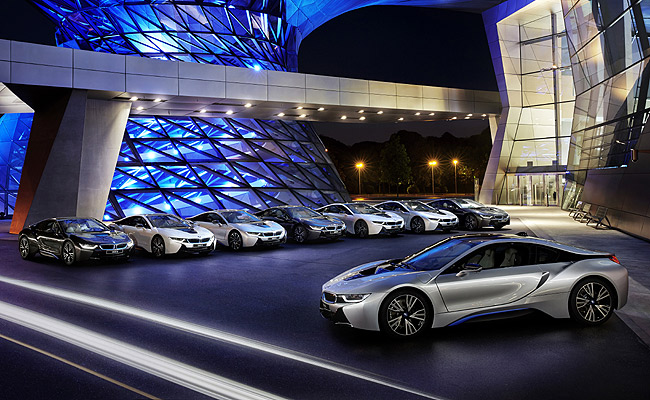 TopGear.com.ph Philippine Car News - BMW begins delivery of its  i8 hybrid supercar to its customers
