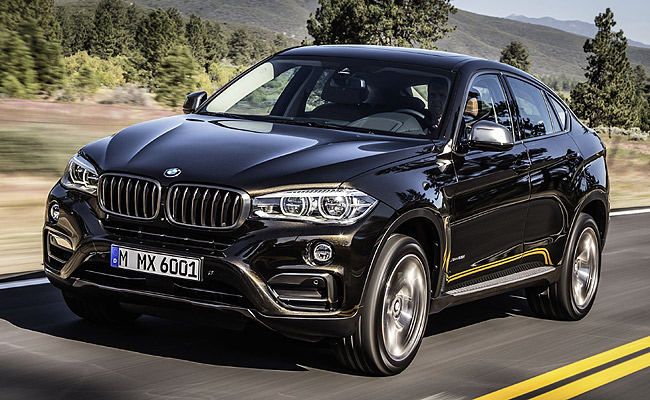 TopGear.com.ph Philippine Car News - BMW reveals all-new second-generation X6