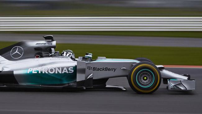 Formula 1 technology spotlight: Mercedes V6's split-turbo