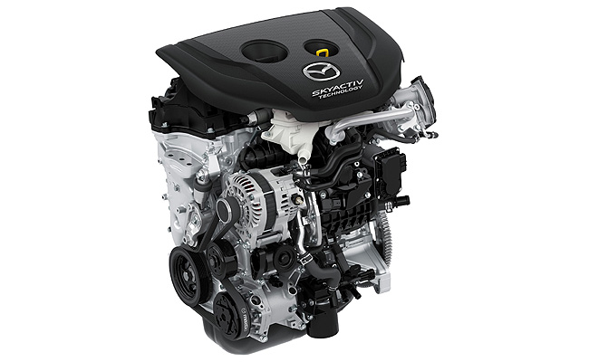 TopGear.com.ph Philippine Car News - Mazda reveals power output of 2's 1.5-liter clean diesel engine