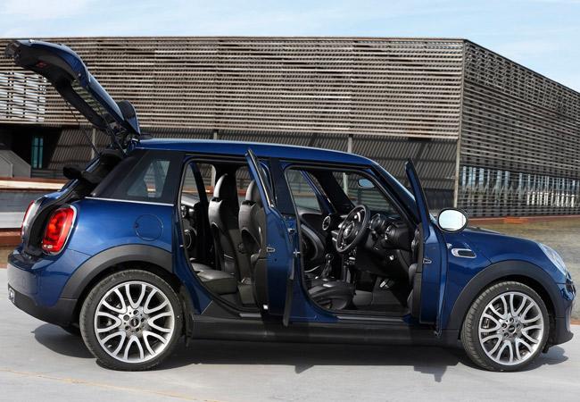 Mini's growing family now includes the Cooper 5-door
