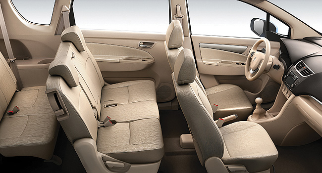 TopGear.com.ph Philippine Car News - Suzuki Ertiga to be launched on July 15