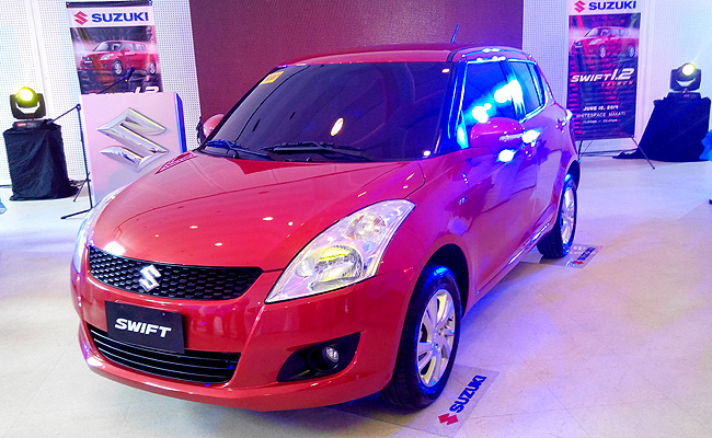 TopGear.com.ph Philippine Car News - Suzuki PH launches Swift 1.2-liter variants