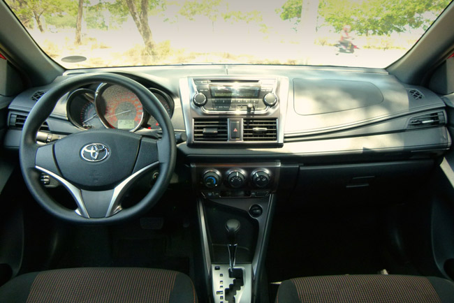 Toyota Yaris Philippines review