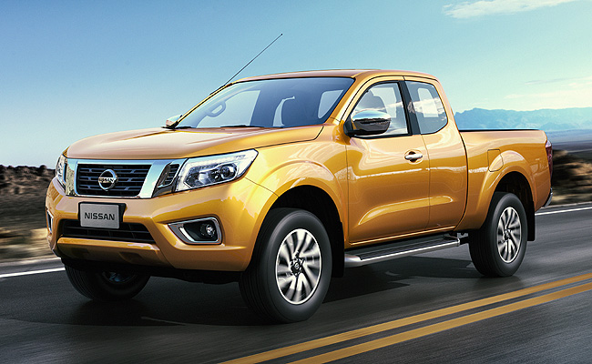 TopGear.com.ph Philippine Car News - Nissan unveils all-new Navara pickup in Bangkok