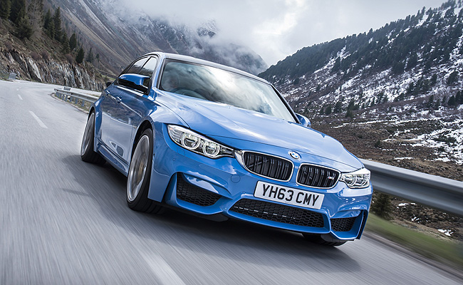 TopGear.com.ph Philippine Car News - BMW's M cars to go on a diet