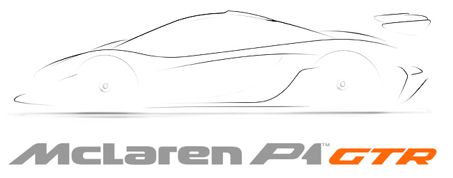 TopGear.com.ph Philippine Car News - McLaren to resurrect GTR nameplate for its P1