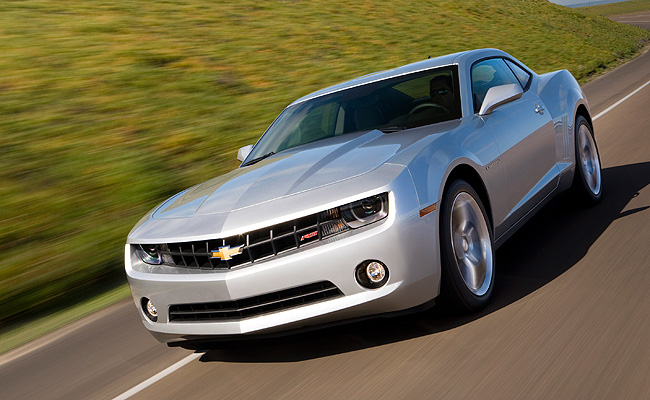 TopGear.com.ph Philippine Car News - GM recalling all current-generation Chevrolet Camaros