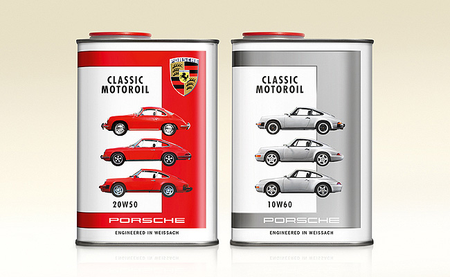 TopGear.com.ph Philippine Car News - Porsche creates its own motor oil for its air-cooled cars