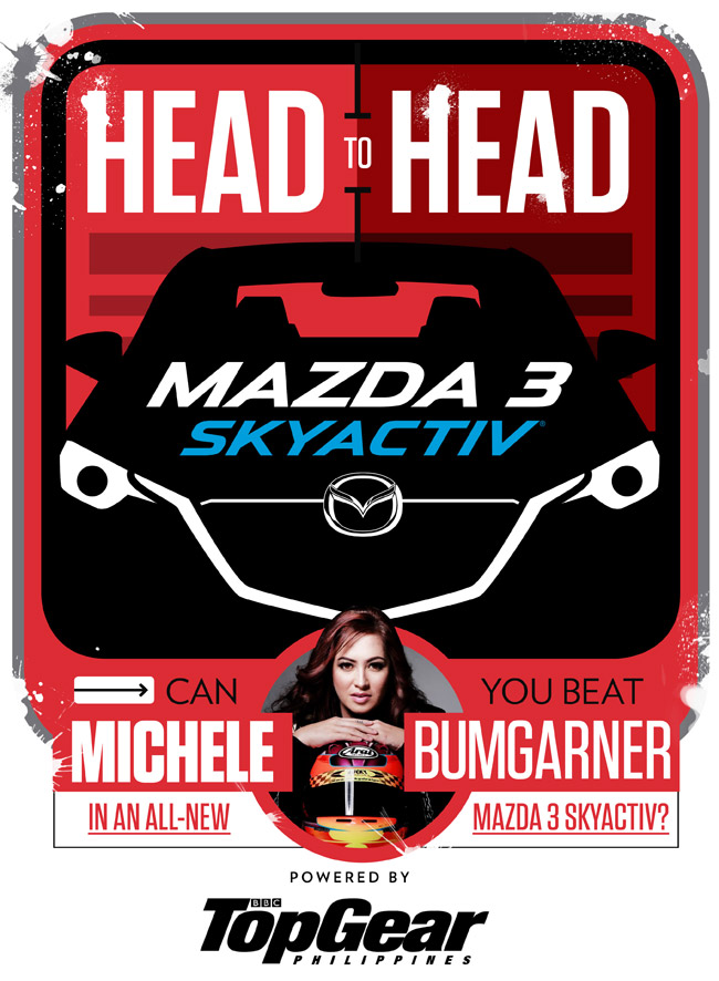 5 reasons to join the fun at head-to-head match vs. Michele Bumgarner