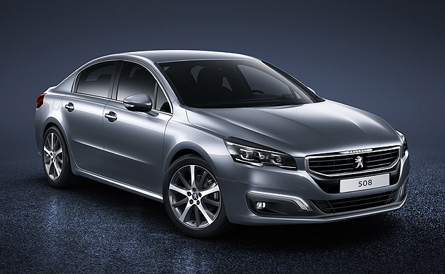 TopGear.com.ph Philippine Car News - Peugeot updates 508