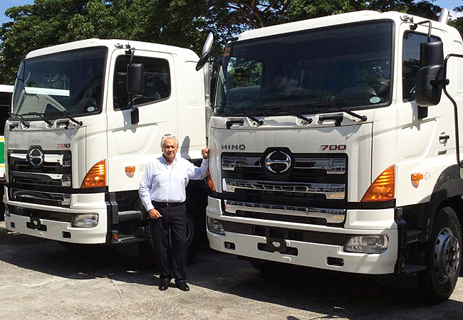 TopGear.com.ph Philippine Car News - Pilipinas Hino ready for competition as it nears its 40th anniv