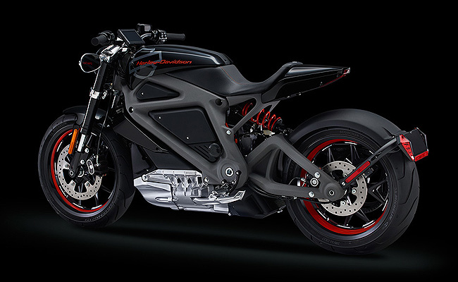 TopGear.com.ph Philippine Car News - Harley-Davidson reveals its first electric motorcycle