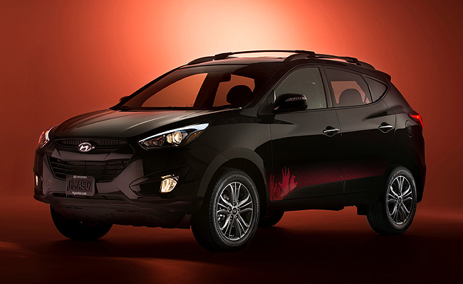 TopGear.com.ph Philippine Car News - Hyundai makes available 'The Walking Dead' special-edition Tucsson