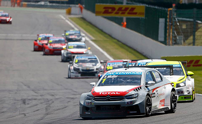 TopGear.com.ph Philippine Car News - WTCC to race at Nurburgring Nordschleife circuit in 2015