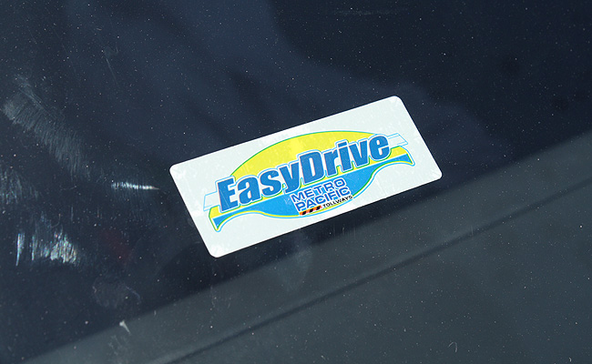 TopGear.com.ph Philippine Car News - Cavitex officially deploys RFID-based EasyDrive prepaid sticker