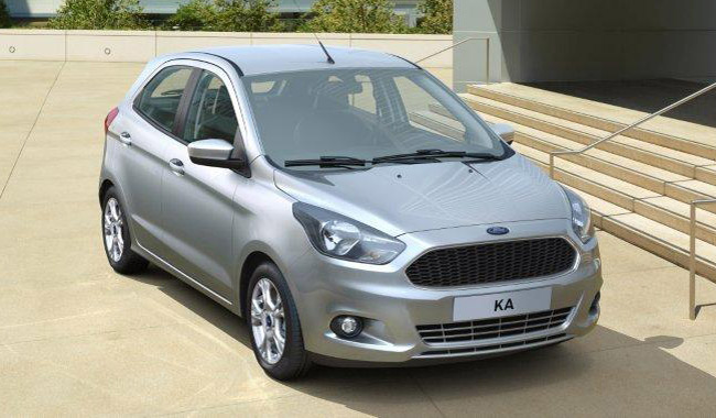 Ford Ka city car grows up
