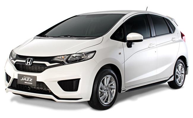 Honda Jazz Modulo
