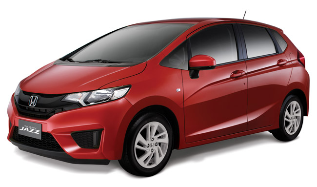 All-new Honda Jazz 1.5 V