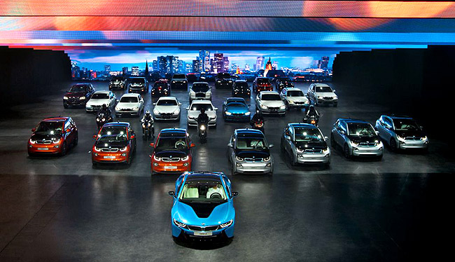 You have four days left to get a chance to go to BMW World 2014