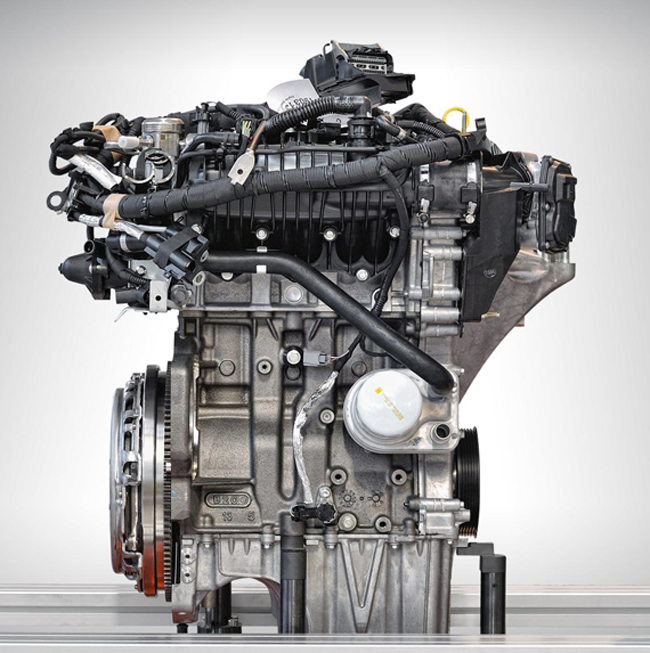Ford EcoBoost 1.0-liter