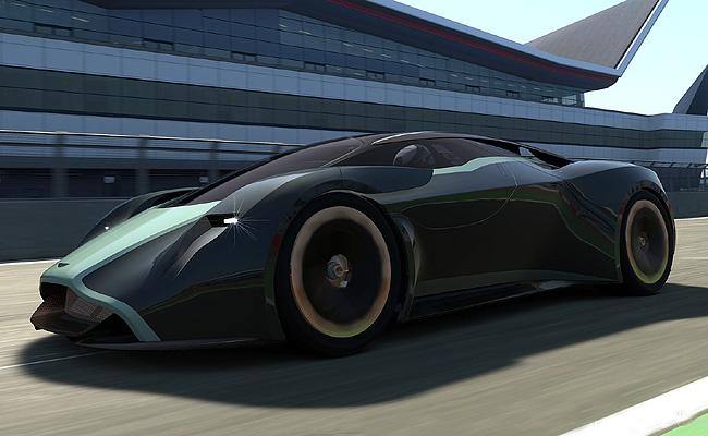 TopGear.com.ph Philippine Car News - Aston Martin next carmaker to reveal its Gran Turismo 6 concept car