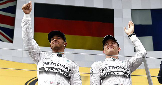 Not your usual Formula 1 race recap: 2014 Austrian Grand Prix