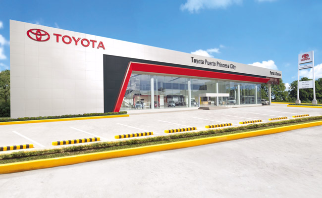 Suzuki Car Dealership >> Toyota Philippines opens 2 new showrooms; number of ...