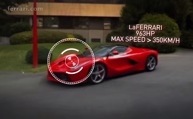 TopGear.com.ph Philippine Car News - Ferrari celebrates Facebook milestone with a lap in a LaFerrari