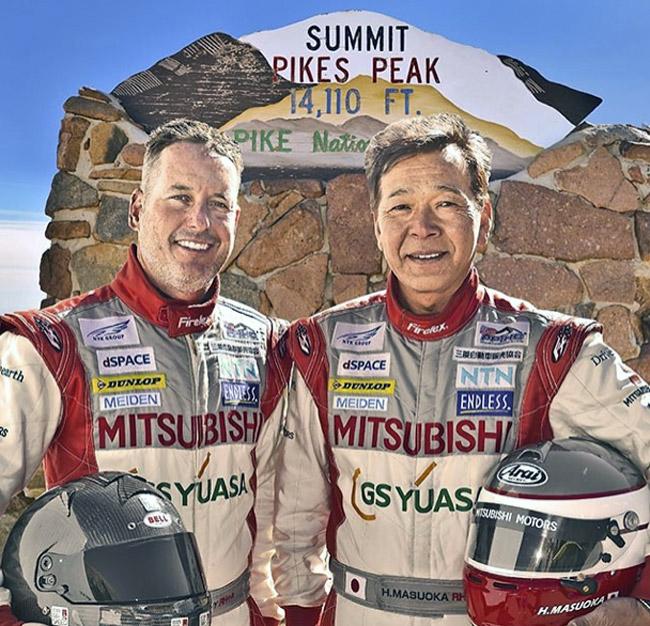 Greg Tracy and Hiroshi Masuoka