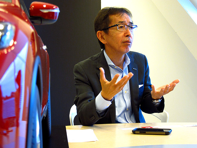 Quotable quotes from Shiro Nakamura of Nissan Motor Company