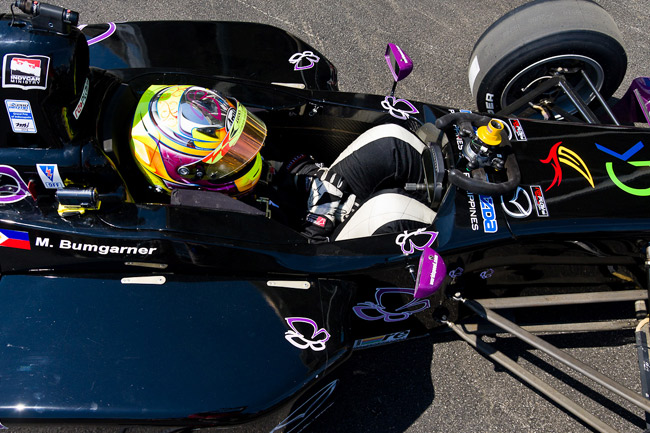 Michele Bumgarner: Excitement overload at the Inaugural Grand Prix of Indianapolis