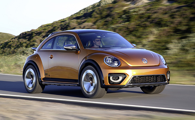 TopGear.com.ph Philippine Car News - Volkswagen confirms Beetle Dune Concept to go into production