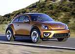Volkswagen confirms Beetle Dune Concept will go into production