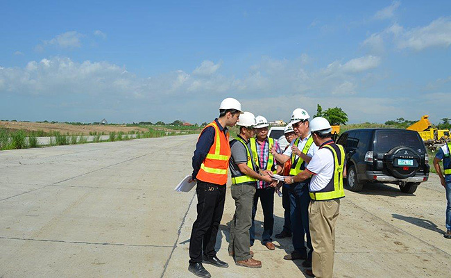 TopGear.com.ph Philippine Car News - Daang Hari-SLEX Link Road nearly 40% complete