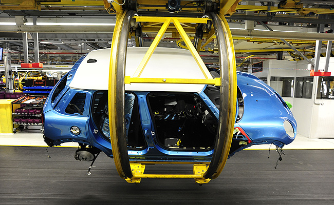 TopGear.com.ph Philippine Car News - Mini begins production of five-door hatch