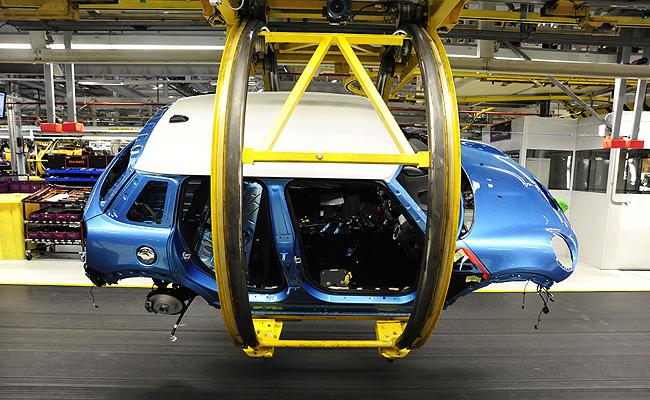 TopGear.com.ph Philippine Car News - Mini begins production of five-door hatch